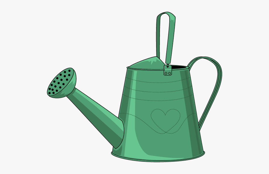 Watering can clipart transparen png library download Watering Can Image Free Download Clip Art On - Garden ... png library download