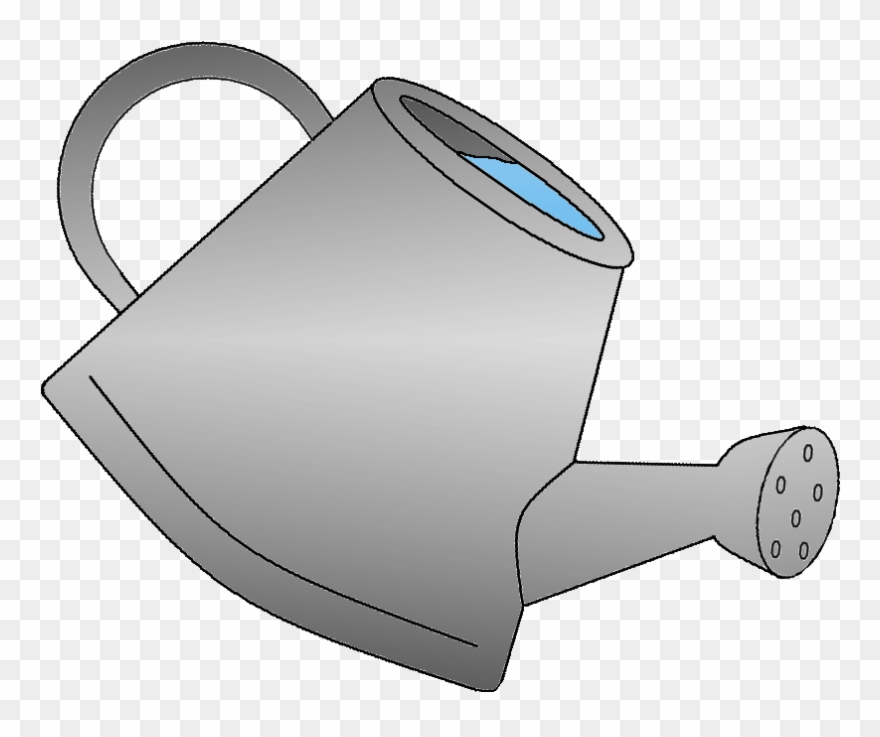 Watering can clipart transparen graphic free download Codes For Insertion - Watering Can Transparent Clipart - Png ... graphic free download