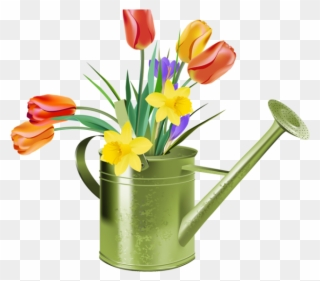 Watering can flowers clipart vector free download Watering Can Sprite 007 Clipart - Full Size Clipart ... vector free download