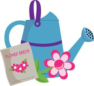 Watering can pictures clipart picture download watering can clip art | Gardening Clipart Image: Clip Art ... picture download