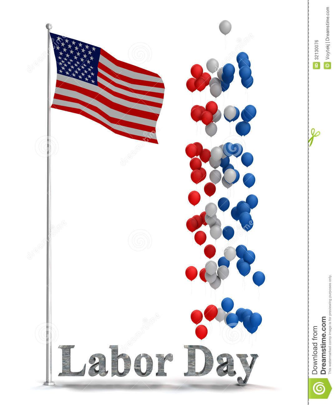 Watermark memorial day clipart vector library library Labor Day Clipart Border 2014, Labor Day 2014 Clip art ... vector library library