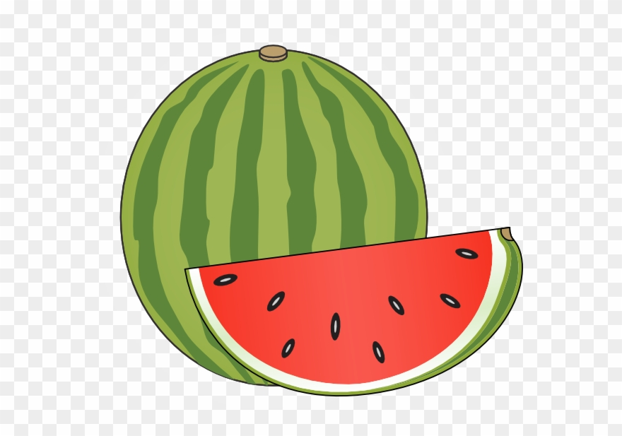 Watermelon clipart transparent background png black and white library Download Picture Transparent Download Clip Art Vector ... png black and white library