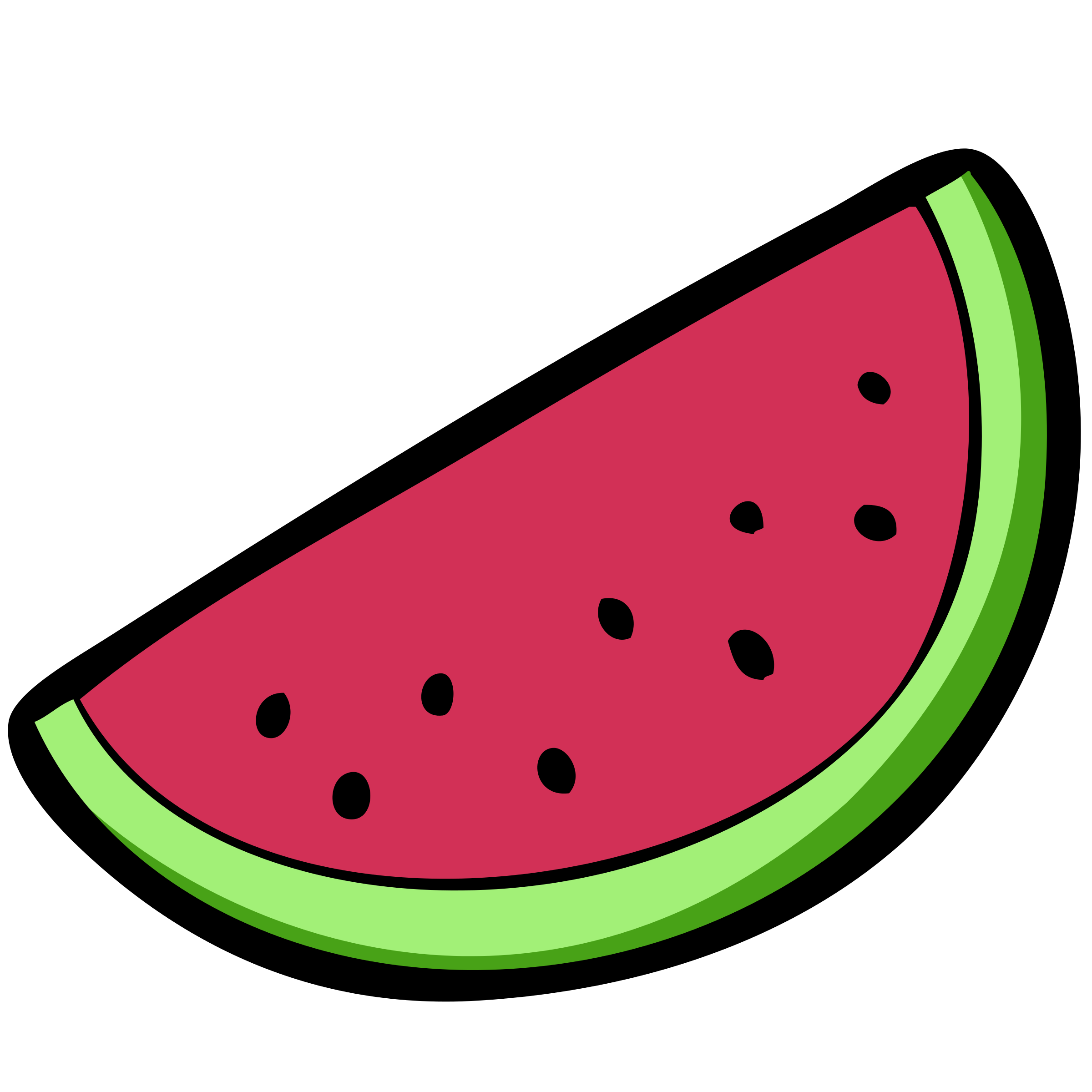 Watermelon clipart transparent background svg library stock Free Watermelon Transparent, Download Free Clip Art, Free ... svg library stock