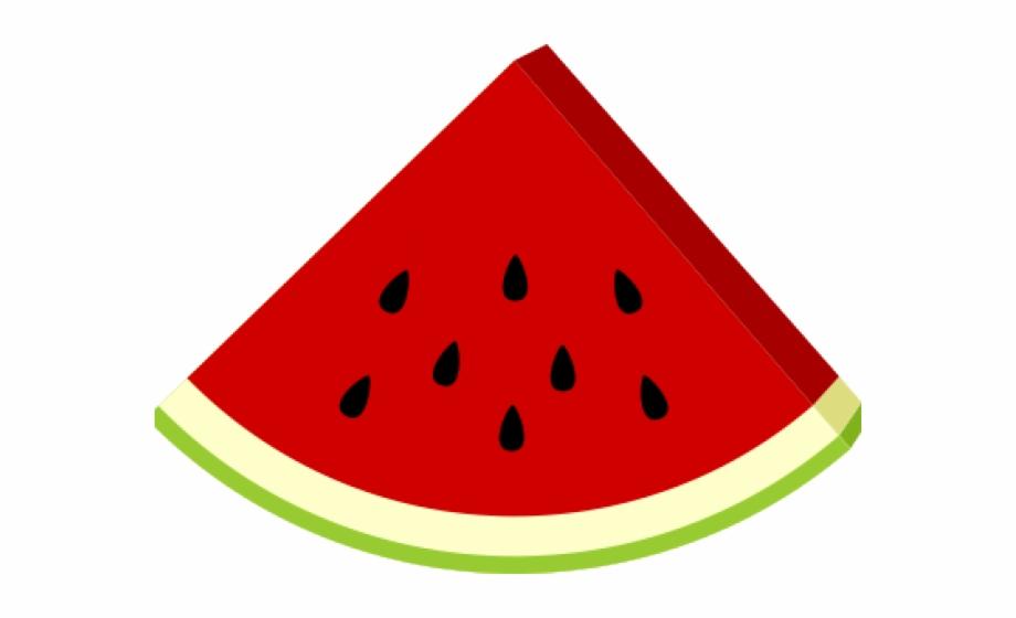 Watermelon clipart transparent background clipart freeuse library Watermelon Clipart Transparent Background - Clip Art Slice ... clipart freeuse library