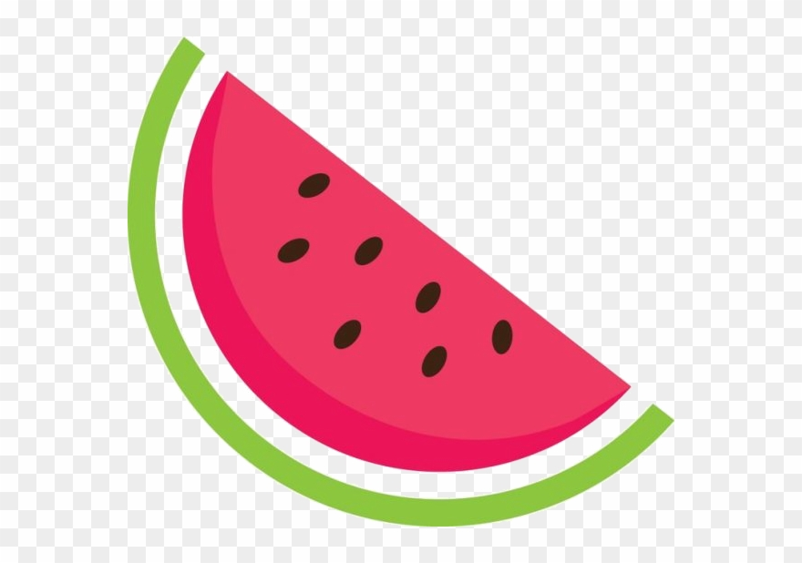 Watermelon clipart transparent background picture royalty free stock June Watermelon Clipart Free On Transparent Png - Watermelon ... picture royalty free stock