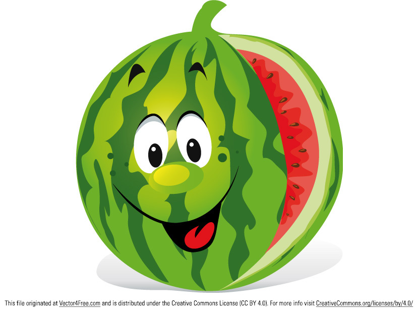 Watermelon clipart wallpaper vector library download Fruit Wallpaper Watermelon | Clipart Panda - Free Clipart Images vector library download