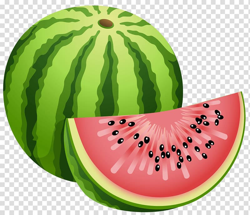 Watermelon transparent clipart png library library Watermelon , Watermelon transparent background PNG clipart ... png library library