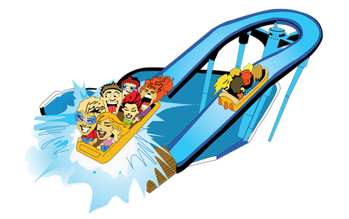 Waterpark rollercoaster clipart free Water Park Cliparts | Free download best Water Park Cliparts ... free