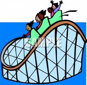 Waterpark rollercoaster clipart png download Free Roller Coaster Clipart | Free download best Free Roller ... png download