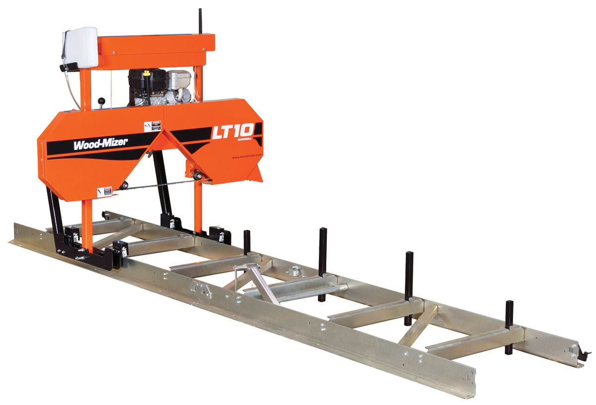 Water-powered sawmill free clipart banner freeuse LT10 Portable Sawmill| Portable Sawmills & Wood Processing ... banner freeuse