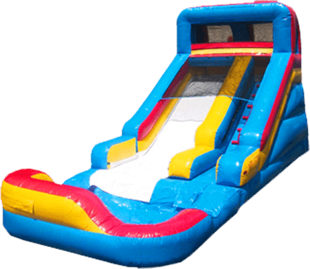Waterslid bouncy house clipart graphic free download Bounce House Rentals Modesto CA | Inflatable Water Slides graphic free download