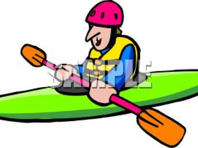 Watersports clipart clipart black and white Free Kayak Clipart, Download Free Clip Art on Owips.com clipart black and white