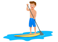 Watersports clipart clip royalty free Sports Clipart - Free Water Sports to Download clip royalty free