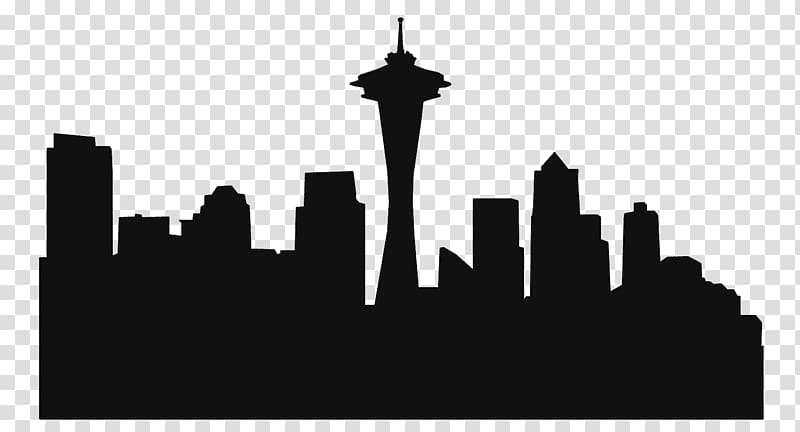 Watertower seattle clipart banner freeuse download Space Needle Kerry Park CN Tower, Space Needle transparent ... banner freeuse download