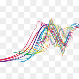 Wave color clipart vector royalty free download Color Wave Line PNG and Color Wave Line Transparent Clipart ... vector royalty free download