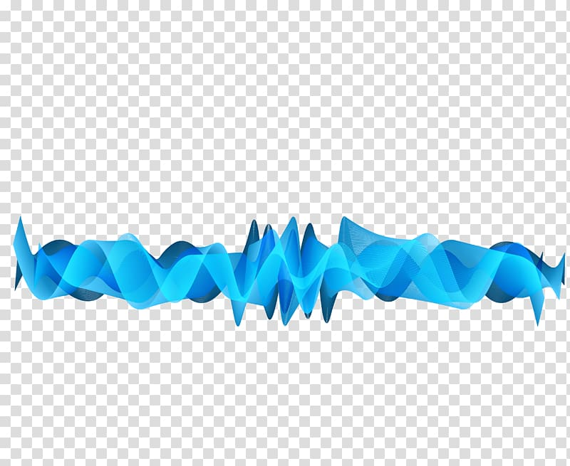 Wave frequency clipart clip art library download Blue and gray wave frequency , Adobe Illustrator Sound, blue ... clip art library download