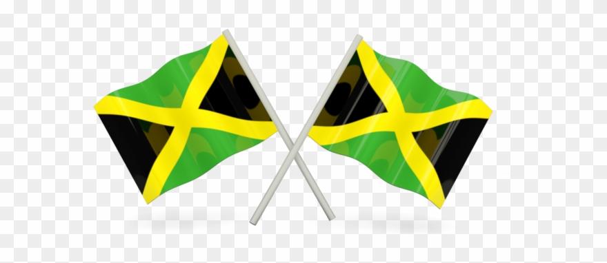 Waving jamaica flag clipart clip freeuse Jamaica Flag Clipart Png - Jamaica Flag .png Transparent Png ... clip freeuse