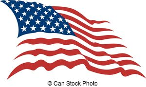 Waving us flag clipart png royalty free Waving american flag Clipart and Stock Illustrations. 11,735 ... png royalty free