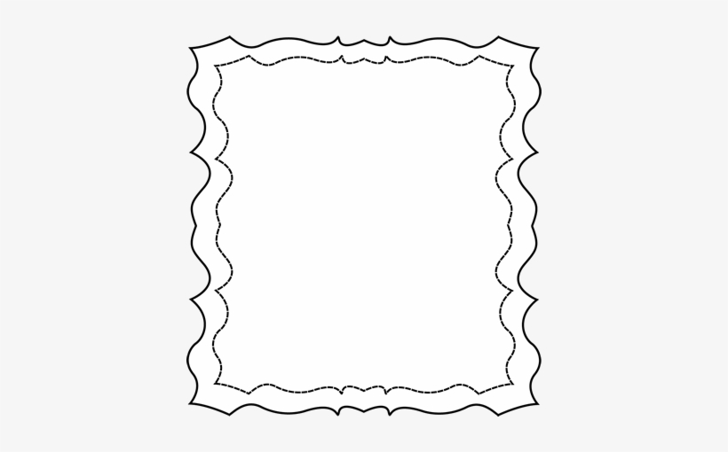 Wavy line border clipart free picture black and white Awesome Squiggly Line Clipart Squiggly Border Clipart - Cute ... picture black and white