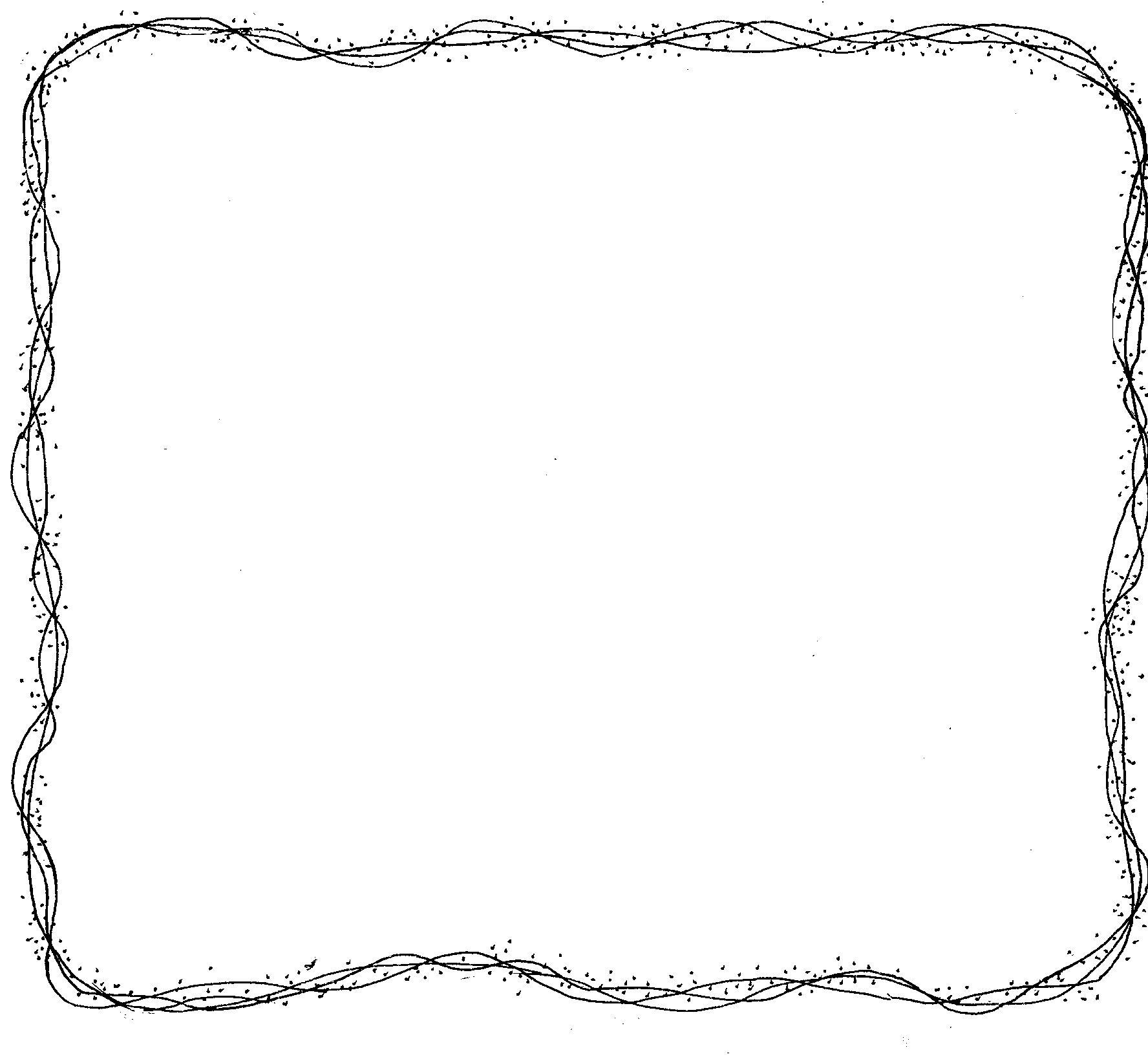 Wavy line border clipart free clipart transparent library Mormon Share } Border - Wavy Lines | Primary | Lds object ... clipart transparent library