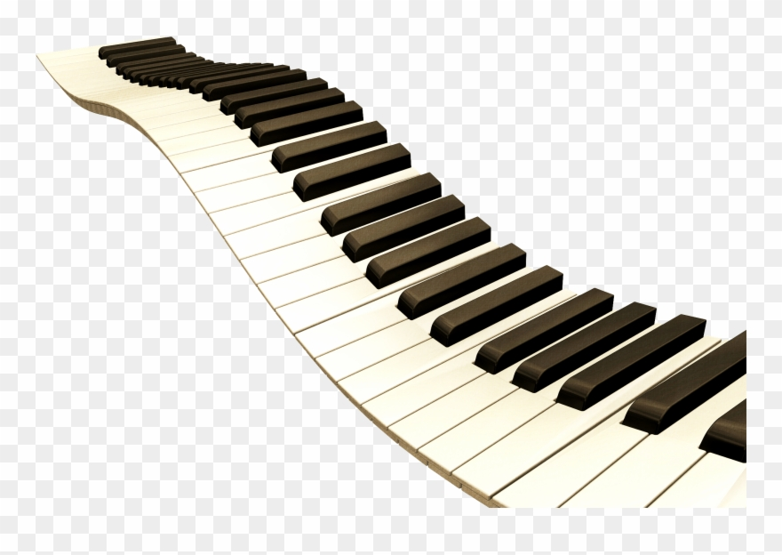 Wavy piano keys drawing clipart clipart royalty free library Piano Keys Clipart Png - Wavy Piano Keys Transparent Png ... clipart royalty free library