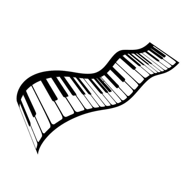 Wavy piano keys drawing clipart graphic freeuse download Piano keys paintings search result at PaintingValley.com graphic freeuse download