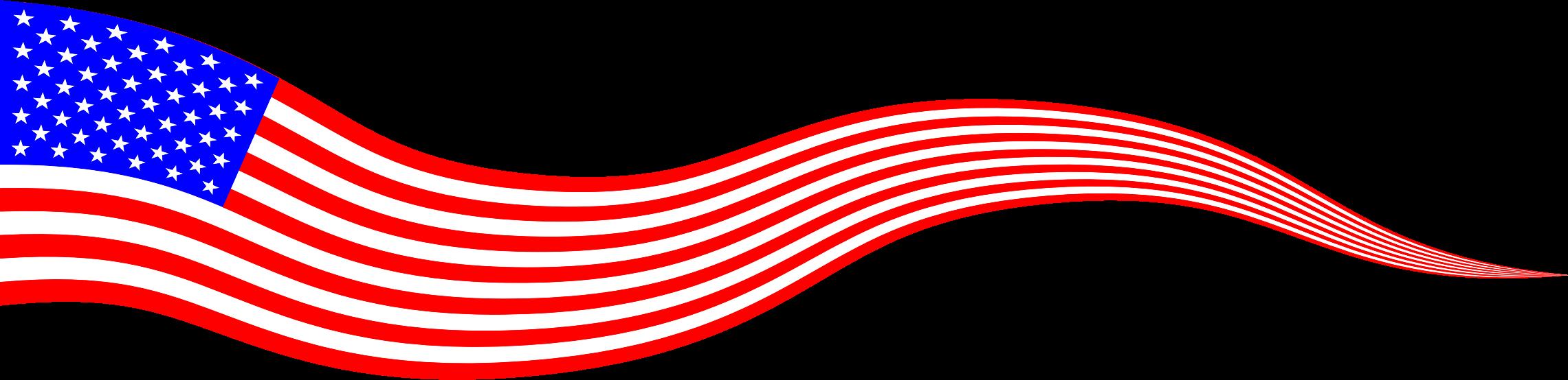 Wavy sun clipart banner free library Wavy USA Flag Banner by @GDJ, Wavy USA Flag Banner, on @openclipart ... banner free library