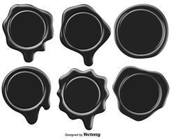 Wax seal clipart illustrator svg transparent stock Wax Seal Free Vector Art - (15,092 Free Downloads) svg transparent stock