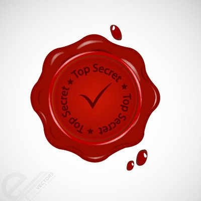 Wax seal clipart illustrator banner library download Free Vector Red wax seal Clipart and Vector Graphics ... banner library download