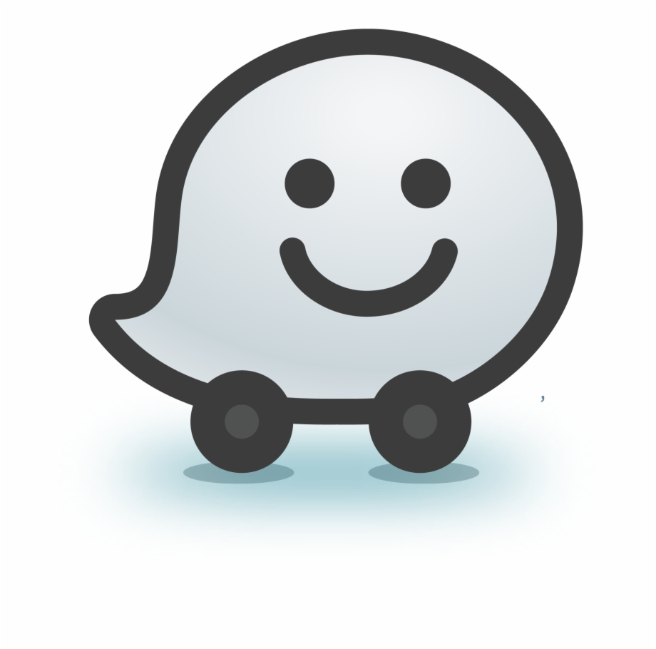 Waze logo clipart svg transparent Waze Png Logo - Waze Logo Free PNG Images & Clipart Download ... svg transparent