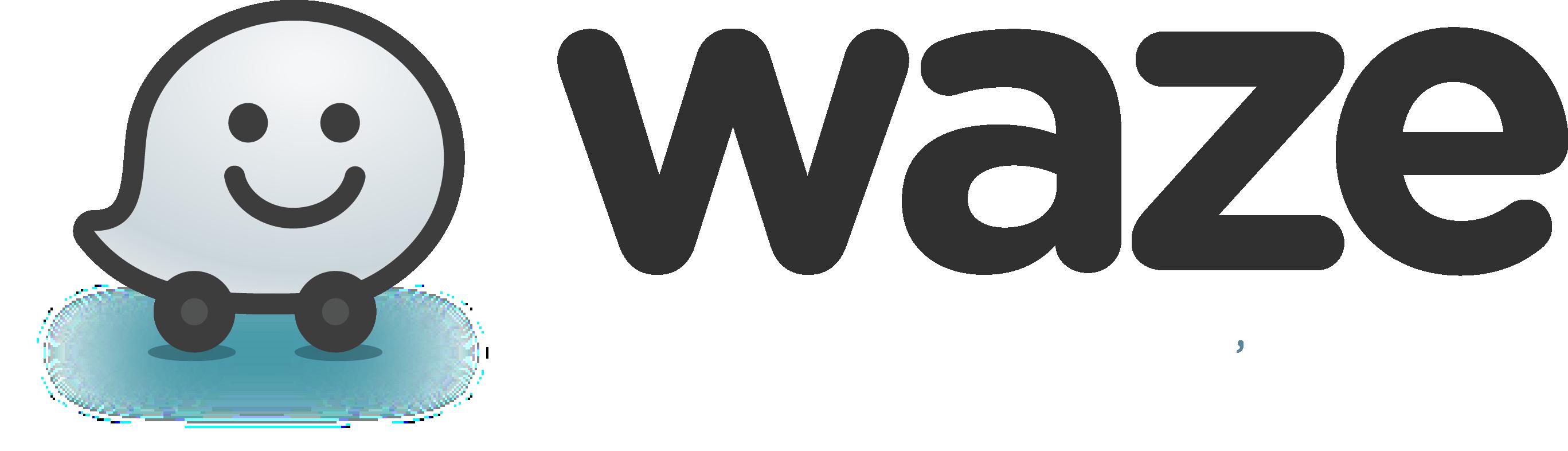 Waze logo clipart png library library waze-logo - TradeshowGuy Blog png library library