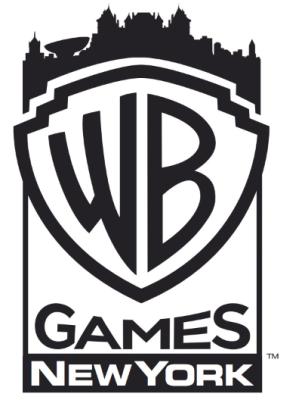 Wb games logo clipart vector royalty free Logos for WB Games New York vector royalty free
