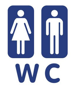 Wc cliparts kostenlos image download Wc Symbol - ClipArt Best image download