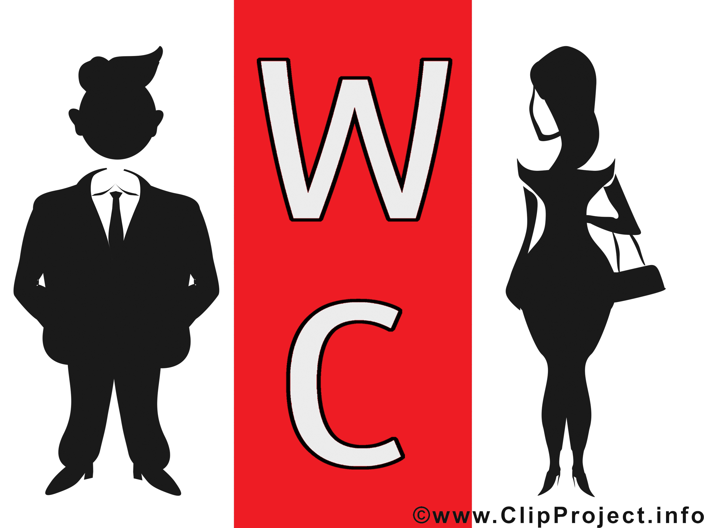 Wc cliparts kostenlos vector free Clipart wc besetzt - ClipartFest vector free