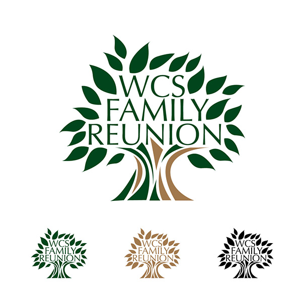 Wcs logo clipart clip black and white Download design family reunion logo clipart Family reunion ... clip black and white