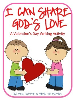 We are god s children clipart clipart freeuse God\'s Love Worksheets & Teaching Resources | Teachers Pay ... clipart freeuse