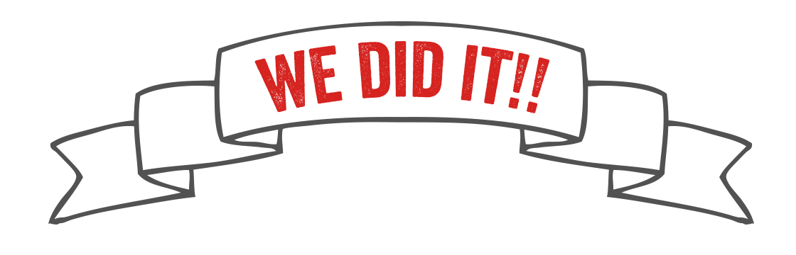 We did it clipart image library We did it clipart 2 » Clipart Station image library