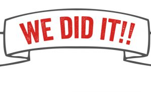 We did it clipart graphic transparent download We did it clipart 1 » Clipart Station graphic transparent download