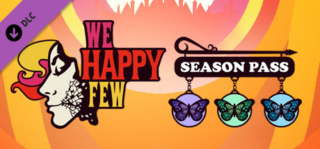 We happy few clipart graphic black and white stock We Happy Few - Season Pass on Steam graphic black and white stock