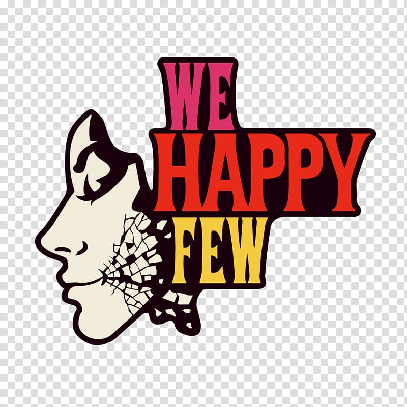 We happy few clipart vector freeuse stock We Happy Few Video game Xbox One Compulsion Games Survival ... vector freeuse stock