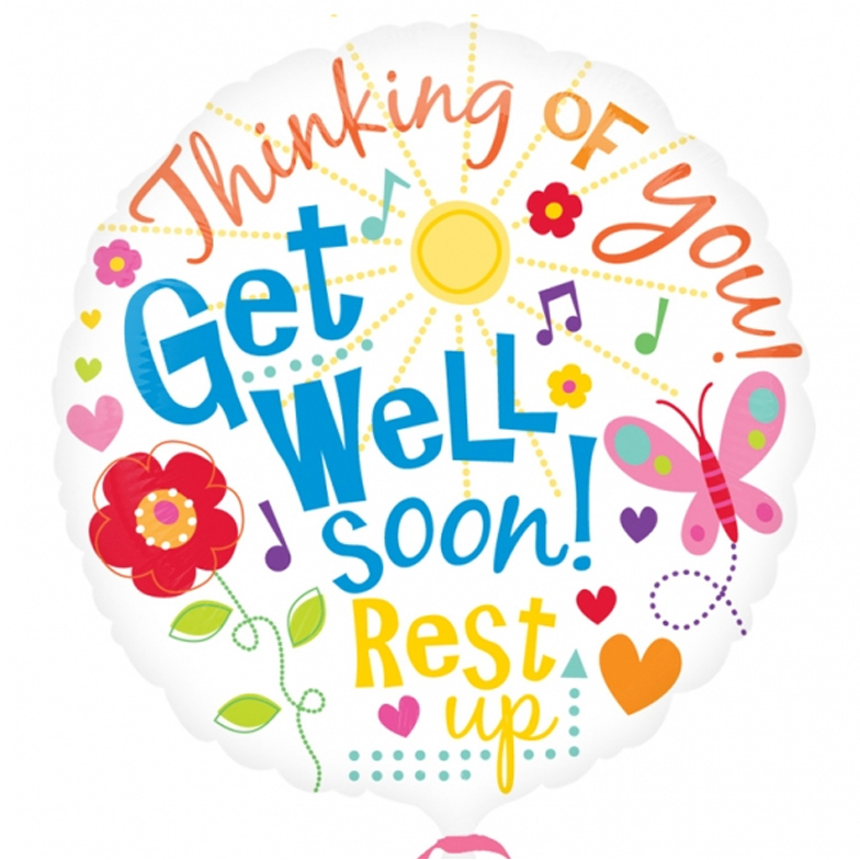 We ll see you soon clipart jpg black and white stock Free Get Well Soon Images | Free download best Free Get Well ... jpg black and white stock
