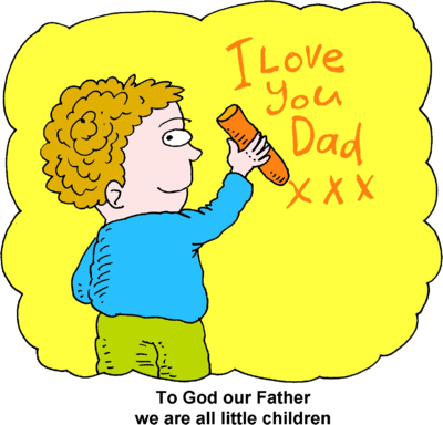 We love our children clipart picture transparent stock Image: Boy Writing I Love You Dad | Christart.com picture transparent stock