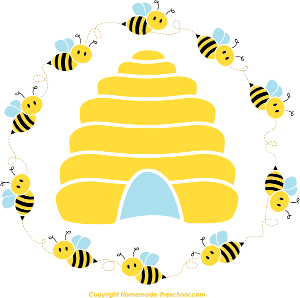 We love our team clipart picture freeuse stock I love our team. We are busy bees who work together to make ... picture freeuse stock