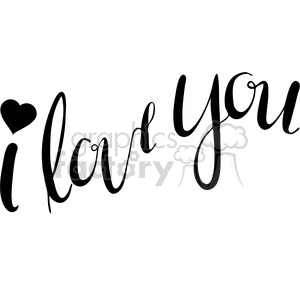 We love you clipart black and white clipart free stock i love you calligraphy typography illustration black hearts words clipart.  Royalty-free clipart # 398173 clipart free stock