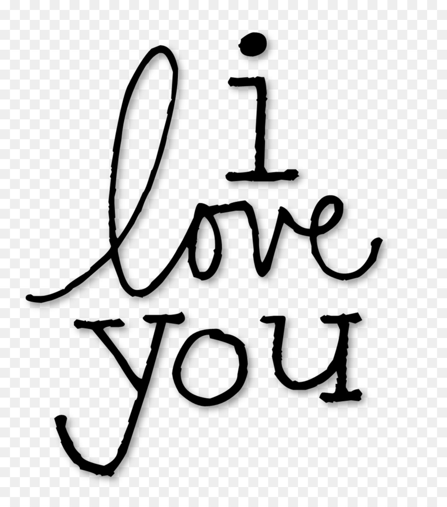 We love you clipart black and white freeuse stock Love Black And White png download - 1413*1600 - Free ... freeuse stock