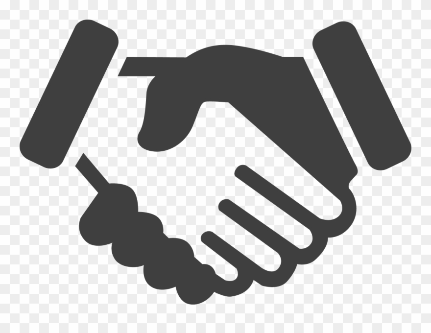 We need help clipart transparent stock Handshake Clipart Helping Hand - Shake Hands Icon Grey - Png ... transparent stock