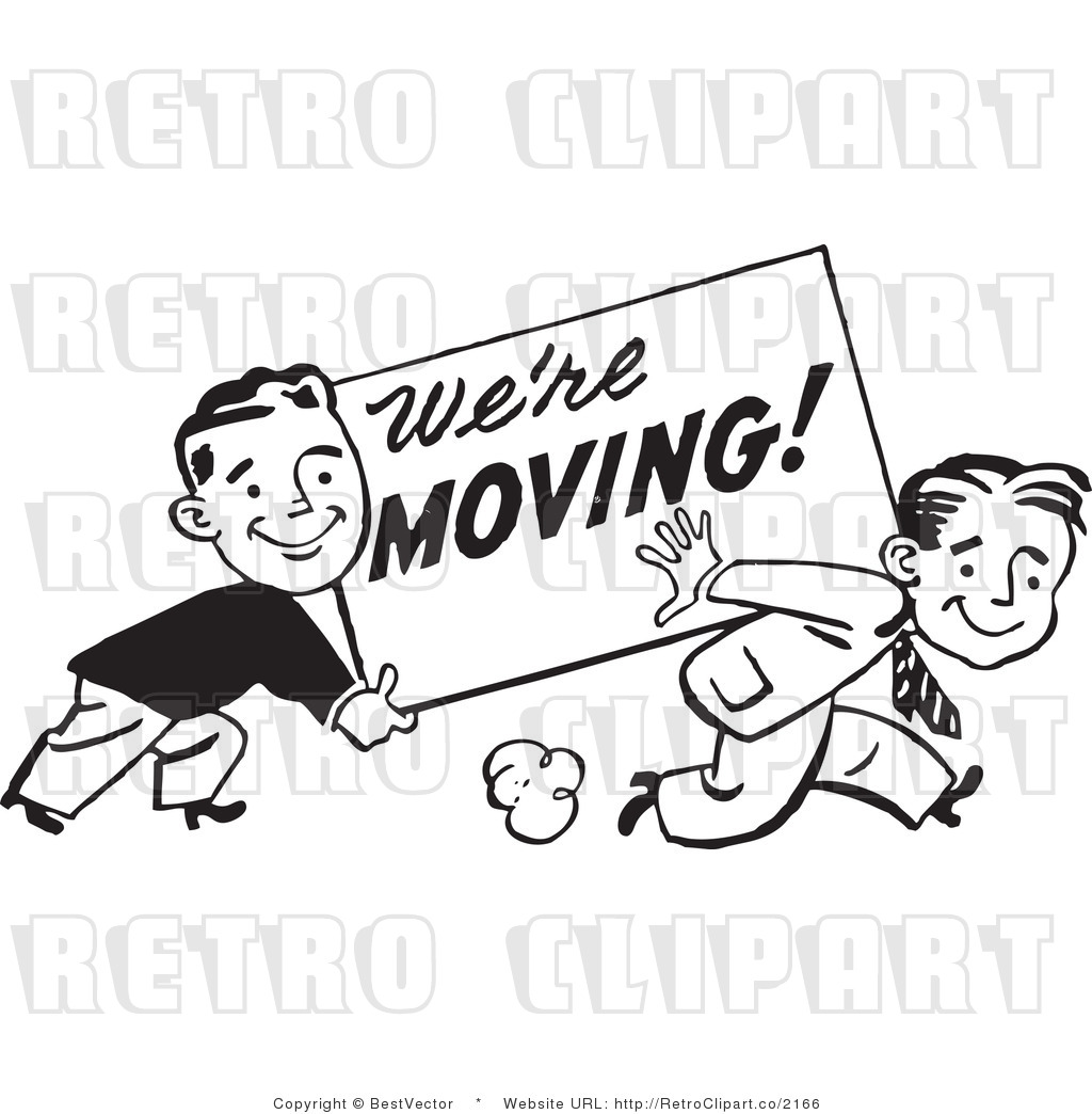 We re moving clipart free svg Clip Art of We\'re Moving | Clipart Panda - Free Clipart Images svg