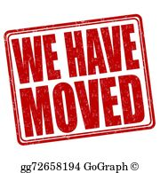 We re moving clipart free vector free library We Moved Clip Art - Royalty Free - GoGraph vector free library