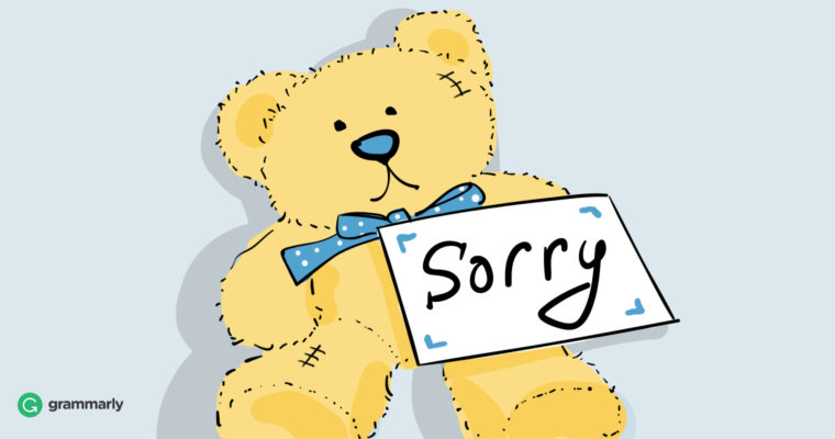 We re sorry clipart clip art free stock This Is the Only Way How to Apologize | Grammarly clip art free stock