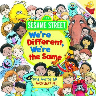 We re the same clipart image library download We\'re Different, We\'re the Same: Sesame Street : Bobbi Kates ... image library download